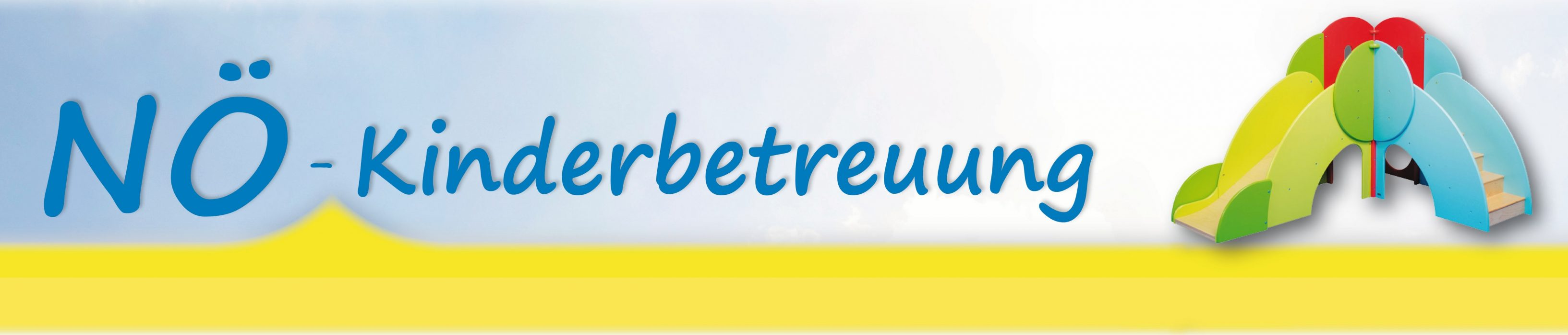 NÖ-Kinderbetreuung Logo